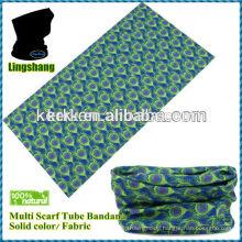 LSB160 Ningbo Lingshang Fashion dresses for headband,seamless tubular bandana funny headwear