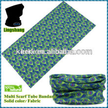 LSB160 Ningbo Lingshang Vestidos de moda para headband, bandana tubular sem costura headwear engraçado