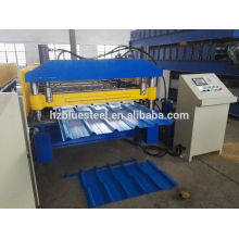 Aluminium Metal Stainless Steel Building Material Roof Tile Roll Forming Machine