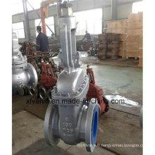 Usage Industriel Usage Cast Steel Wcb Flange End Gate Valve