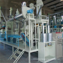 Best price 100 tons/day complete set rice mill
