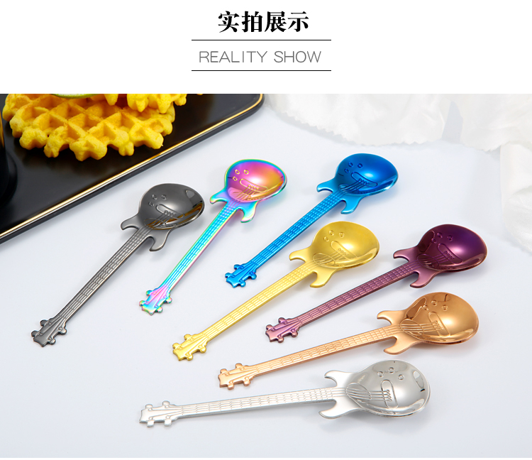 Tea Coffee Ice Cream Spoon