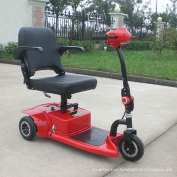 Scooter eléctrico de movilidad de 3 ruedas con aprobación CE (DL24250-1)