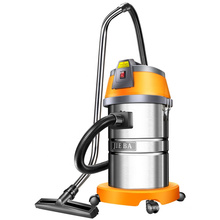 30L 1200W industrial commercial small hand held wet dry car vacuum cleaner for hotel cinema office laundry domestic companies