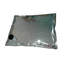 Saco do óleo na caixa / saco do óleo de cozinha / saco líquido com bico