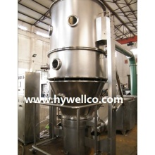 Granulation Design and Drying Line