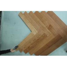 Kd CE Oak Herringbone suelo de madera de ingeniería