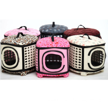 Pet Carrier Handbag Taiwan Style Pet Product Dog Item 45cm*38cm*33cm Grey Pink Beige Red Coffee