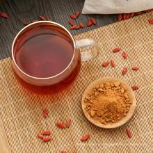 Оптом здоровое питание органических goji Берри порошок / сертифицированные оптом ягоды годжи порошок
