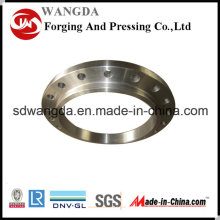 Bridas de acero forjado Slip-on ANSI B16.5 Calss 900 carbono
