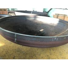 Super Lowest Price for Carbon Steel Elliptical Dish Head Dished ends with boiler plates SA516GR70 supply to Zimbabwe Exporter