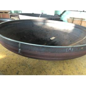 Dished ends with boiler plates SA516GR70