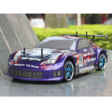 Escala 1/10 RTR Hsp sem escova do carro de RC