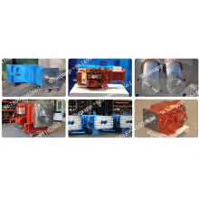 High Torque Gearbox For Twin Screw Extruder