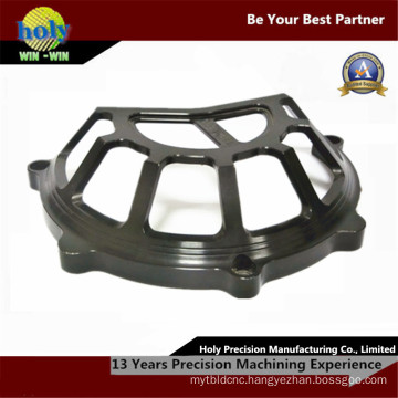 Manufacturing CNC Machining Motorcycle Parts CNC Metal Frame Product