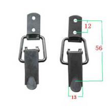 Cerradura de seguridad de aluminio / hierro / acero inoxidable Hasp