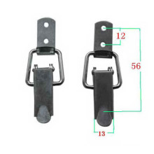 Aluminum/Iron/Stainless Steel Safety Lockout Hasp