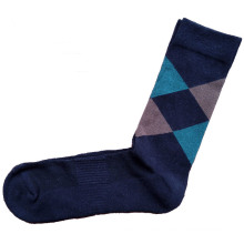Mens Half Terry Sole Cotton Sports Socks (MA603)