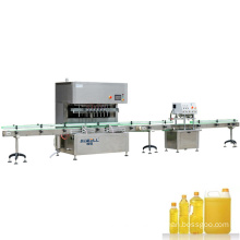 High accuracy Automatic filler Lubricating oil filling machine