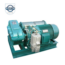 New Design Promotional Price 2 Ton Wire Rope Electric Winch
