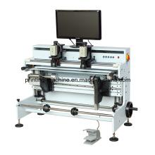 Пластинчатая монтажная машина серии Zx для флексопечатной машины