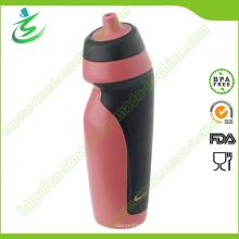 600ml botella de agua única de spray de deportes con logotipo personalizado