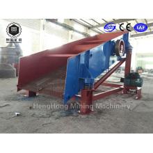 Máquina minera Arena y piedra Pantalla vibratoria para procesamiento de minerales