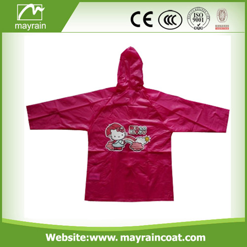 New Design Children Raincoat