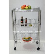 Главная кухонная рама для тележек с тележкой (BK603590B3C)