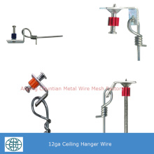 Hot Dipped Galvanized 12ga Ceiling Hanger Wire