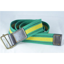 Jeans pants Woven belt for kids and adult