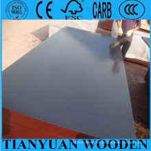 4X8 Construction Film Faced Plywood / Concrete Shuttering Plywood