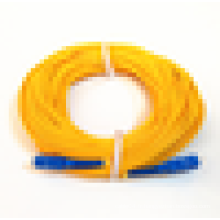 SM SX 3mm 30M 9 / 125um 30 mètres Câble de connexion à fibre optique SC / UPC-SC / UPC Cordon de fibre optique