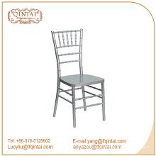 Metall tiffany Stuhl Eisen Bambus Stuhl Chiavari Stuhl