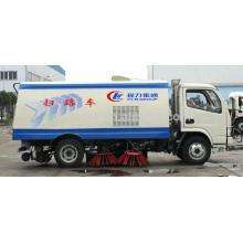 2015 Low Price sweeping truck, 4x2 street sweeping machine sale