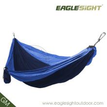 Hamac de camping double en polyester OEM