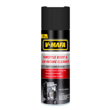 Throttle Body and Air-Intake Cleaner