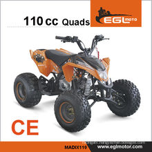 110cc Mini Quad Atv For Kids