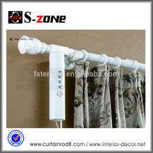 opening-closing electric motorized curtain rails