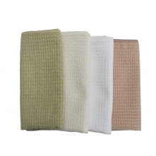 Kitchen Dish Weft Knitted Microfiber Cleaning Towels