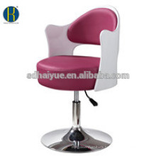 2016 Foshan factory supplier beauty big size red leather salon barber chair