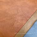 Color synthetic leather basing non-woven fabric