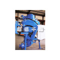Positive pressure dense phase pneumatic conveying system