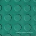 Feuille en caoutchouc antidérapante de conception de pièce de différentes couleurs