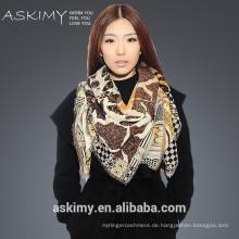 Hochwertiger 100% Wolle China Schal