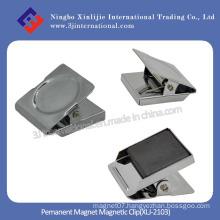 Rare Earth Sintering Ferrite Pemanent Magnet Magnetic Clip (XLJ-2103)