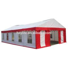 Tente de mariage de tente de partie de preuve de l'eau de PVC ou de PE de haute qualité 6x12m