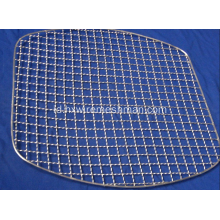 Outdoor Crimped Barbeque Mesh