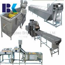 Máquina de cozinhar contínua do sistema de controlo automático da temperatura