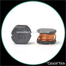 Unshield SMD Iductor bobina CD53 para el circuito de alimentación 22uH